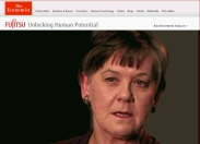 video link to The Economist interview with Carol O'Connor
